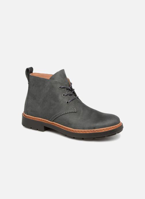 Bottines et boots Clarks Trace Flare Gris vue détail/paire