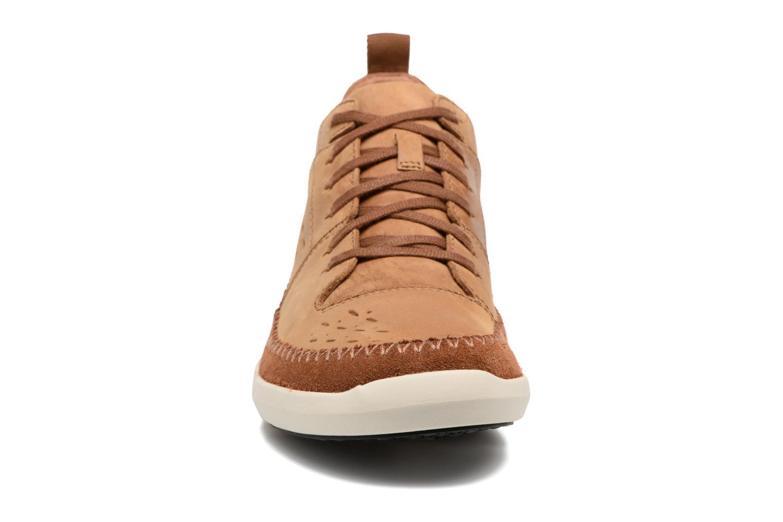 Sneakers Clarks Trifri Hi Bruin model
