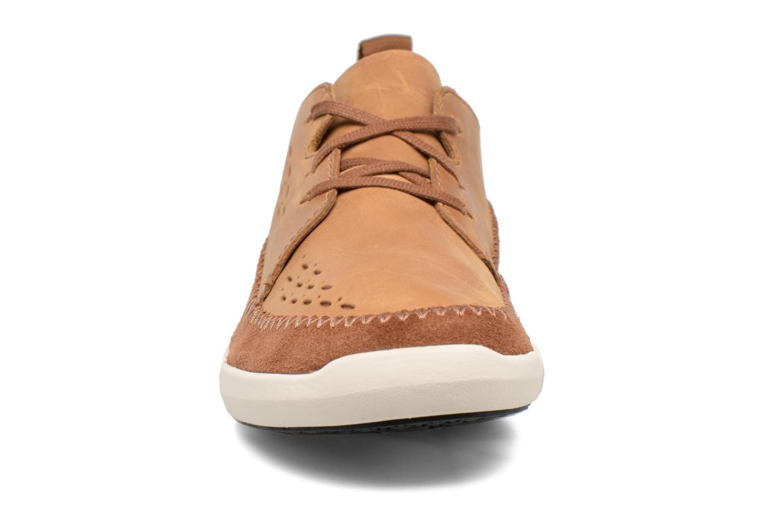 Sneakers Clarks Trifri Lace Bruin model