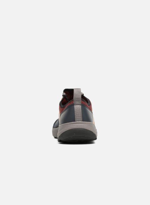 Sneakers Clarks TriTrack Lo Blauw rechts