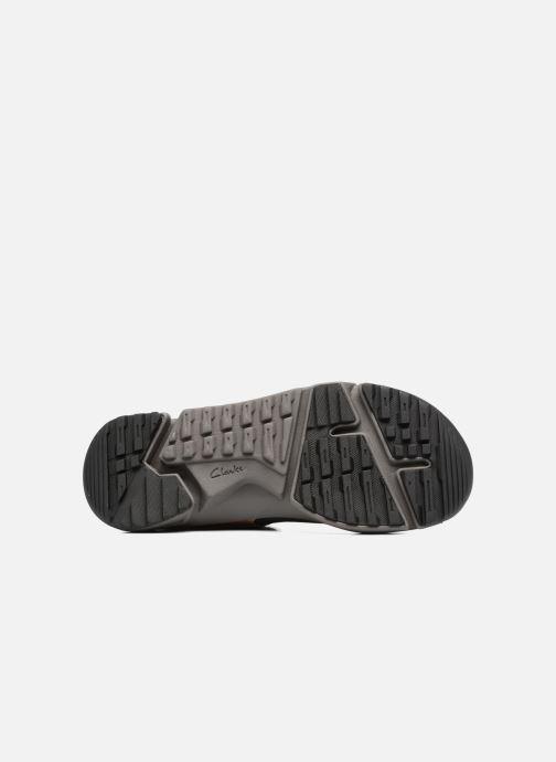 Sneakers Clarks TriTrack Lo Blauw boven