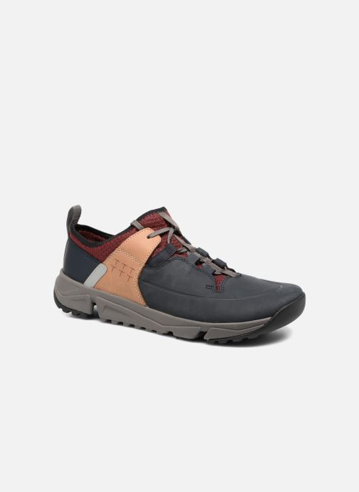 Sneakers Clarks TriTrack Lo Blauw detail