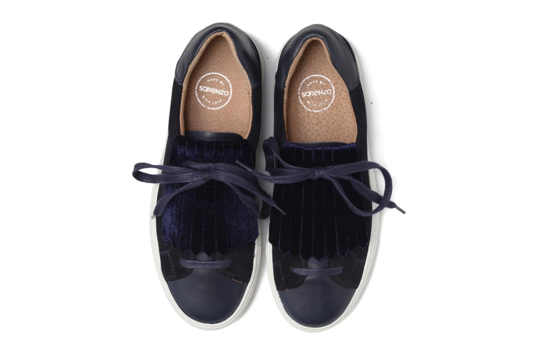 Baskets Made by SARENZA Partygloo #5 Bleu vue portées chaussures