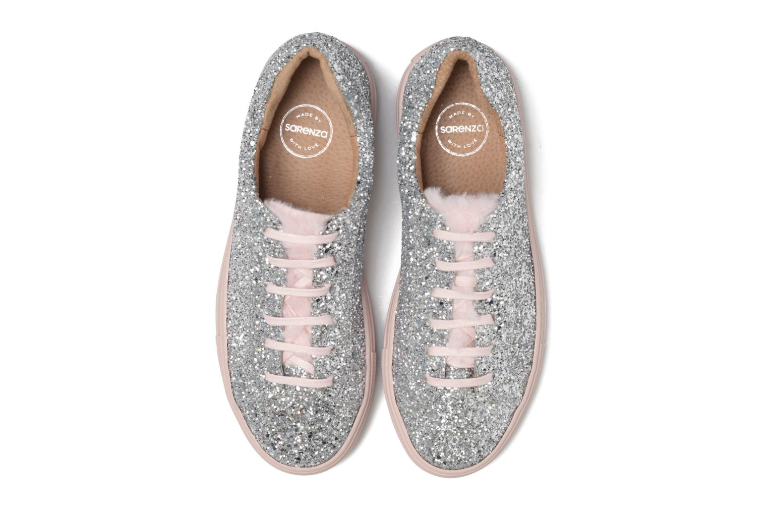 Sneakers Made by SARENZA Funtastic Chick #3 Zilver model