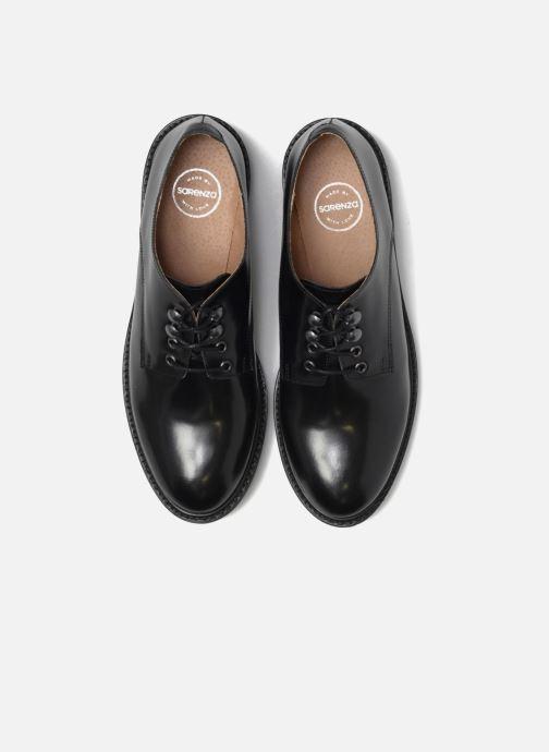Zapatos con cordones Made by SARENZA Winter Ski #14 Negro vista del modelo