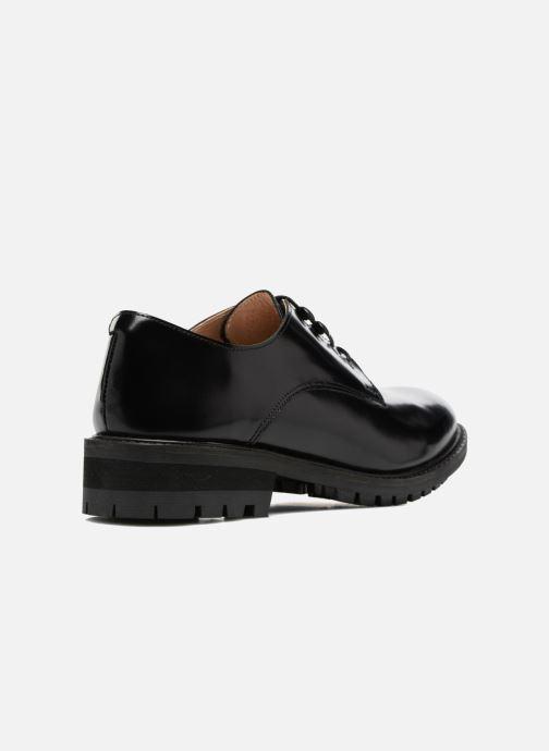 Zapatos con cordones Made by SARENZA Winter Ski #14 Negro vista de frente