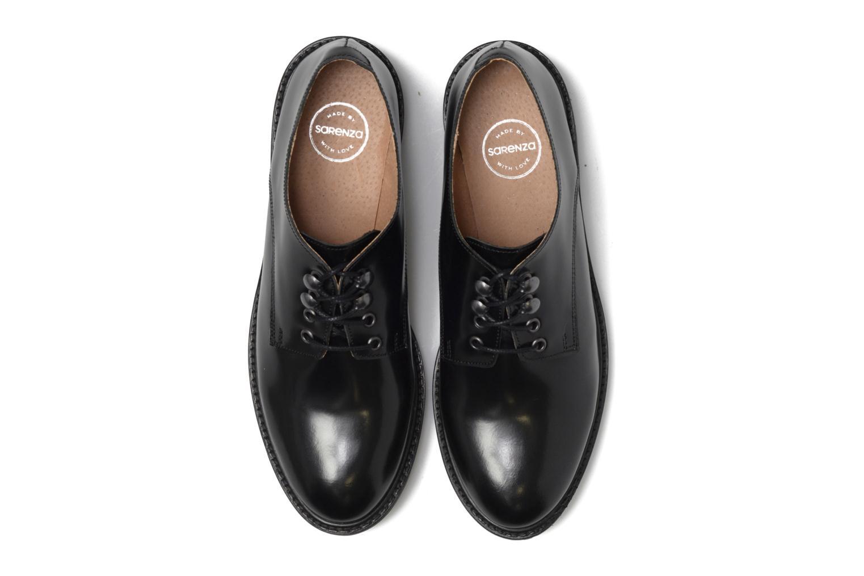 Chaussures à lacets Made by SARENZA Winter Ski #14 Noir vue portées chaussures