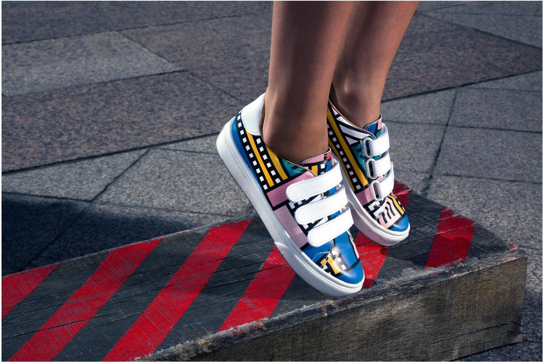 Sneaker Made by SARENZA Made by Sarenza X Camille Walala Sneakers mehrfarbig schuhe getragen