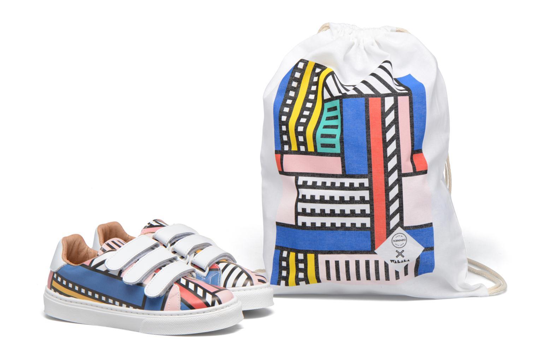 Sneaker Made by SARENZA Made by Sarenza X Camille Walala Sneakers mehrfarbig ansicht von hinten