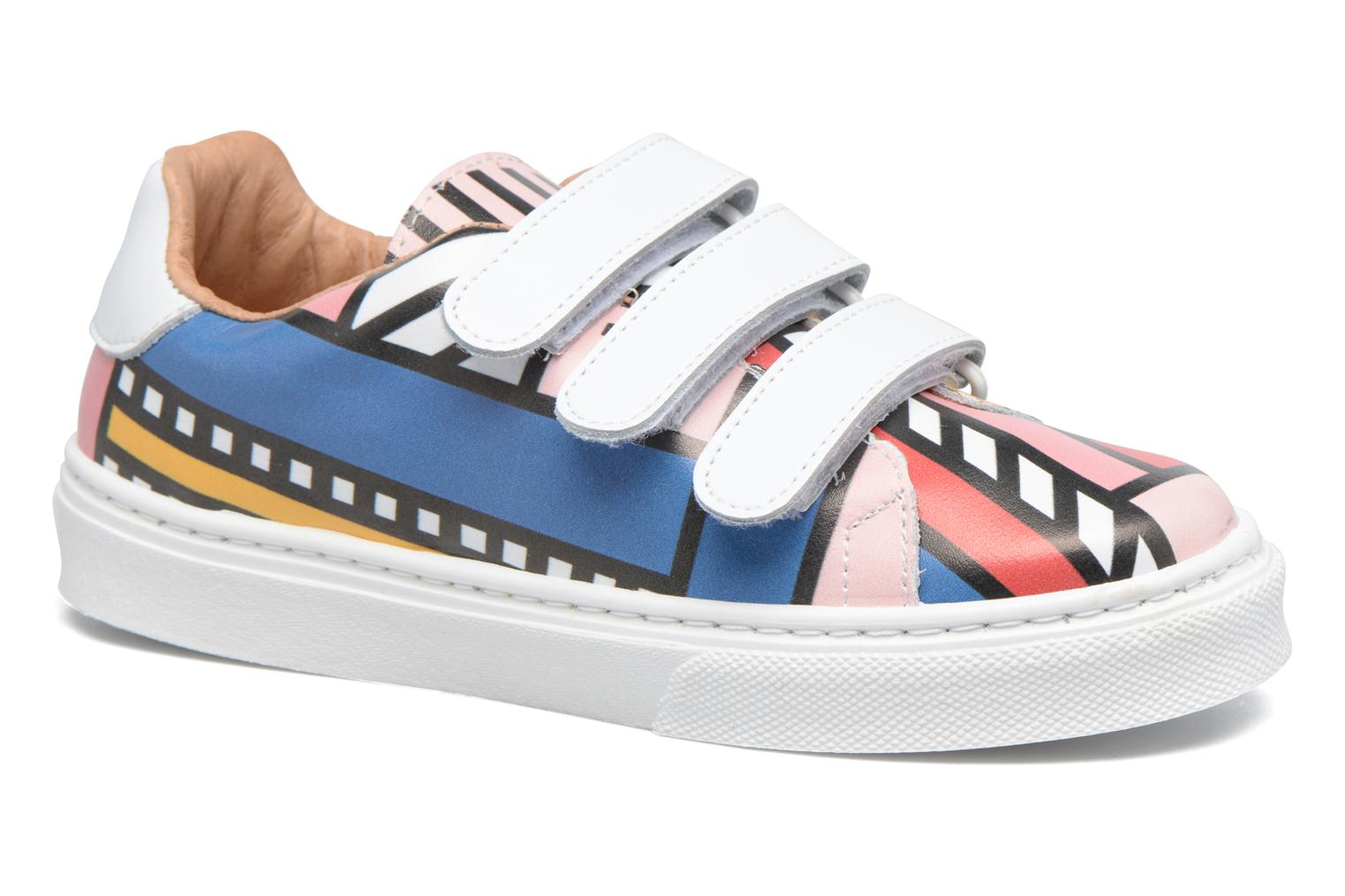 Sneaker Made by SARENZA Made by Sarenza X Camille Walala Sneakers mehrfarbig ansicht von links