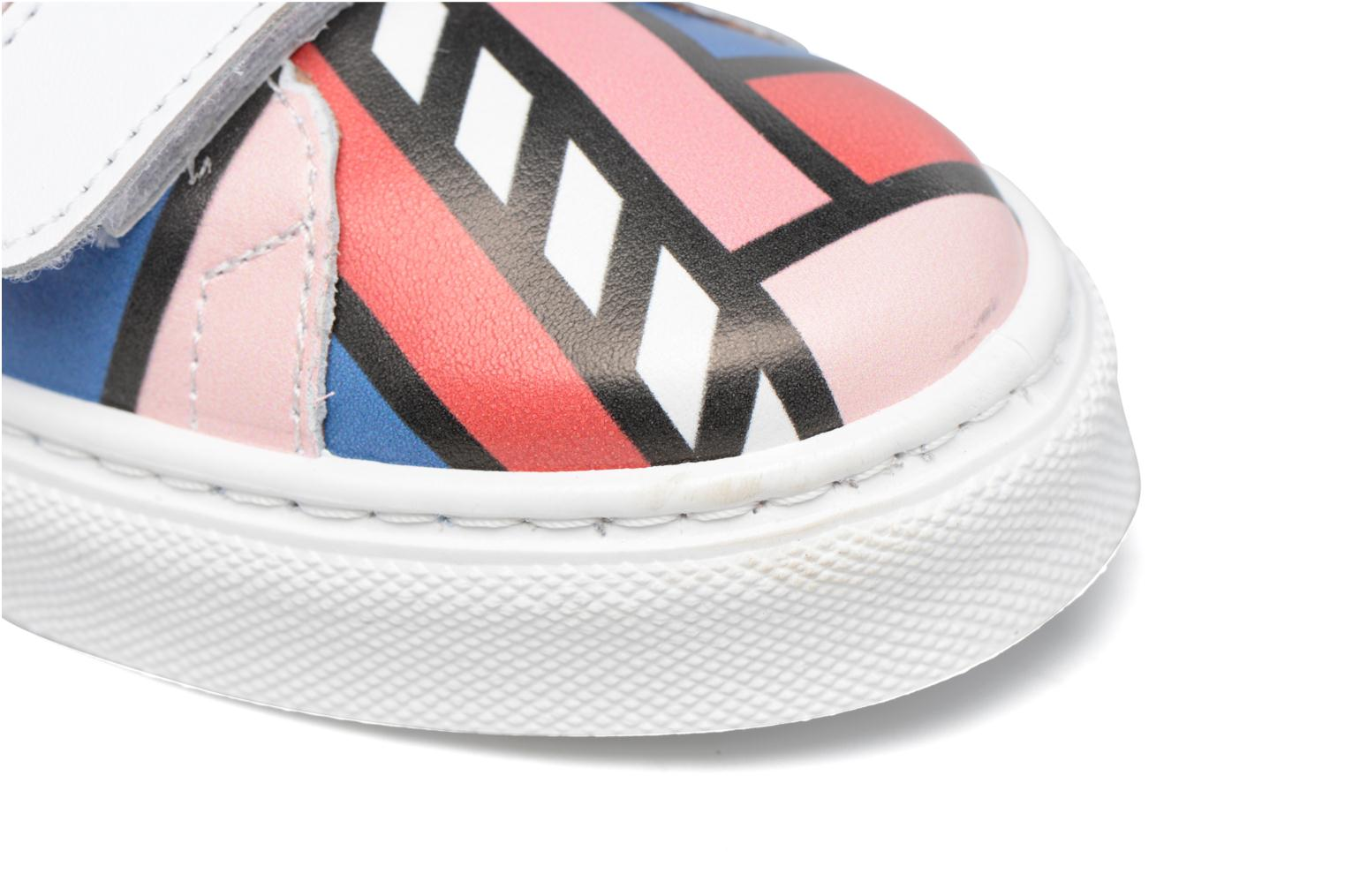 Sneaker Made by SARENZA Made by Sarenza X Camille Walala Sneakers mehrfarbig ansicht von oben
