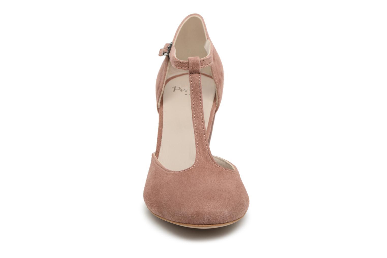 Escarpins Perlato Balda Rose vue portées chaussures