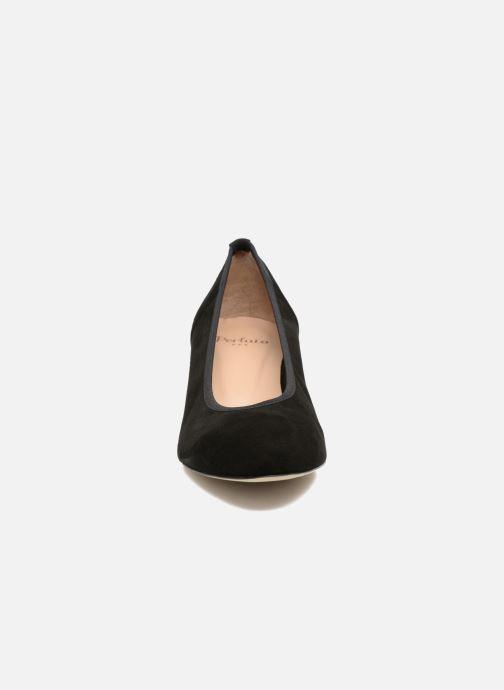 High heels Perlato 10366 Black model view
