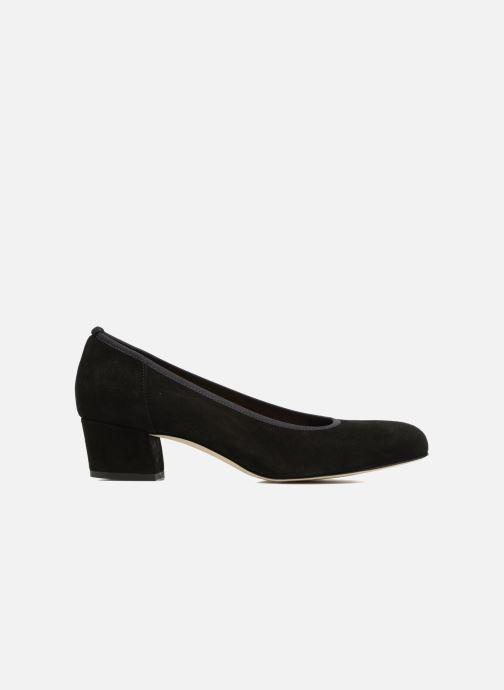 High heels Perlato 10366 Black back view