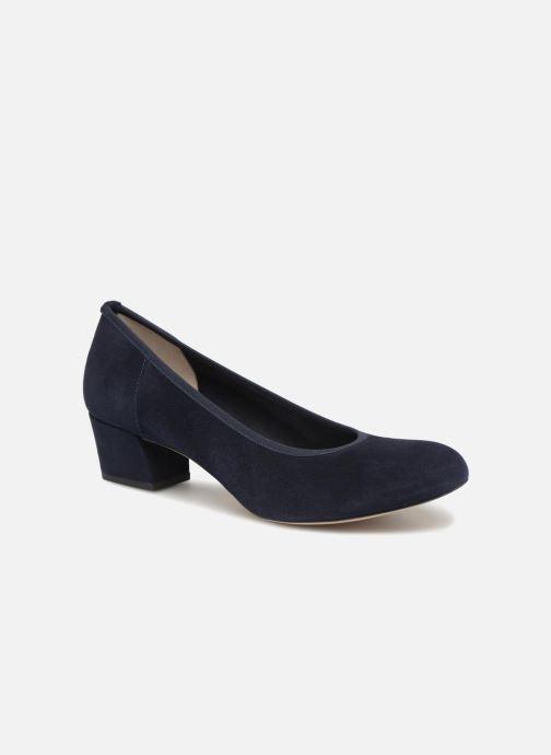 Zapatos de tacón Perlato 10366 Azul vista de detalle / par