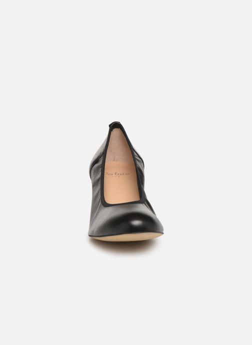Zapatos de tacón Perlato 10366 Negro vista del modelo