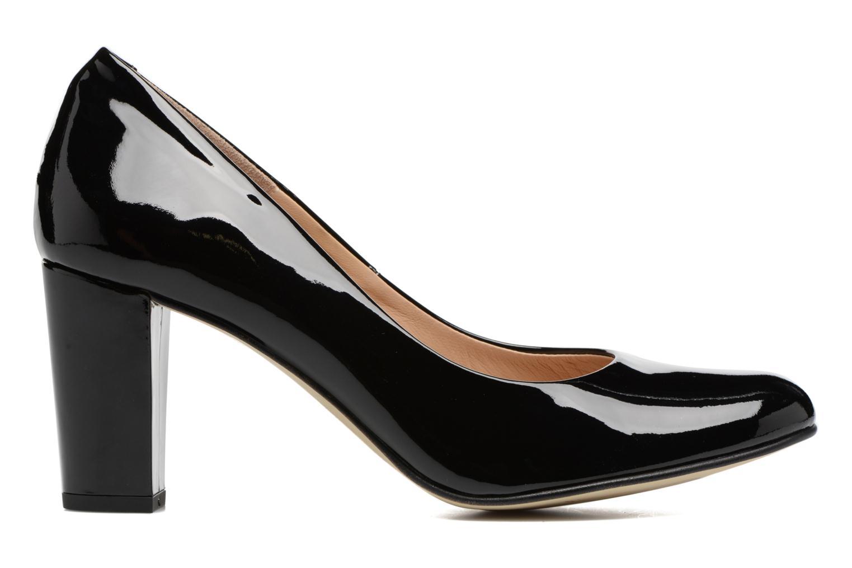 High heels Perlato Camilo Black back view