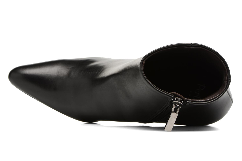 Bottines et boots Perlato Dallas Noir vue gauche