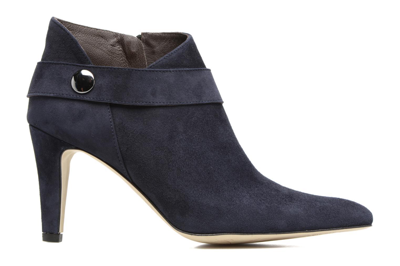 Ankle boots Perlato Edel Blue back view