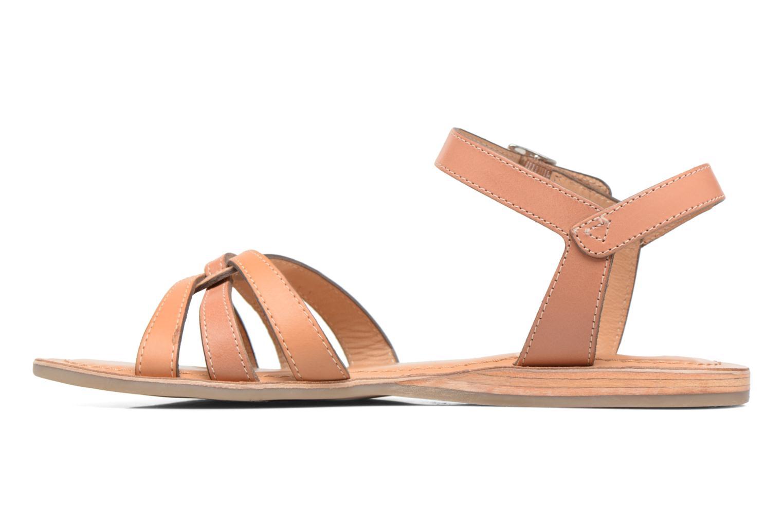 Sandales et nu-pieds Les Tropéziennes par M Belarbi Balisto Rose vue face