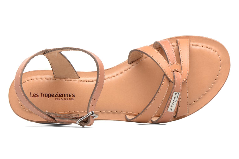 Sandales et nu-pieds Les Tropéziennes par M Belarbi Balisto Rose vue gauche
