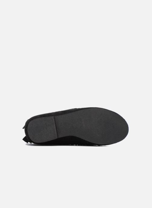 Bottines et boots Les Tropéziennes par M Belarbi Crabe J Noir vue haut