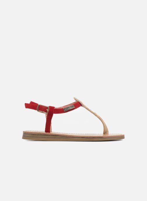 Sandali e scarpe aperte Les Tropéziennes par M Belarbi Geronima Rosso immagine posteriore