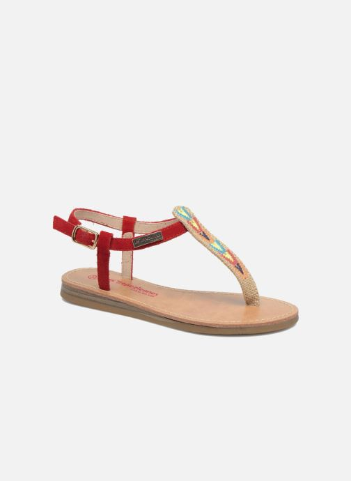Sandali e scarpe aperte Les Tropéziennes par M Belarbi Geronima Rosso vedi dettaglio/paio