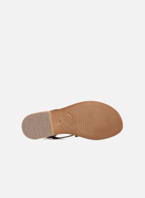 Sandali e scarpe aperte Les Tropéziennes par M Belarbi Helios Marrone immagine dall'alto