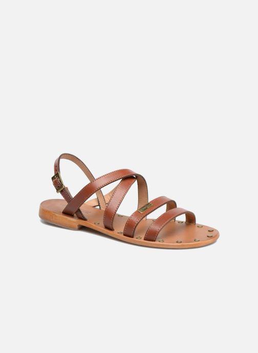 Sandali e scarpe aperte Les Tropéziennes par M Belarbi Helios Marrone vedi dettaglio/paio