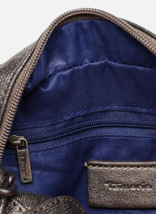 Handtassen Tamaris ALIA Crossbody Grijs achterkant