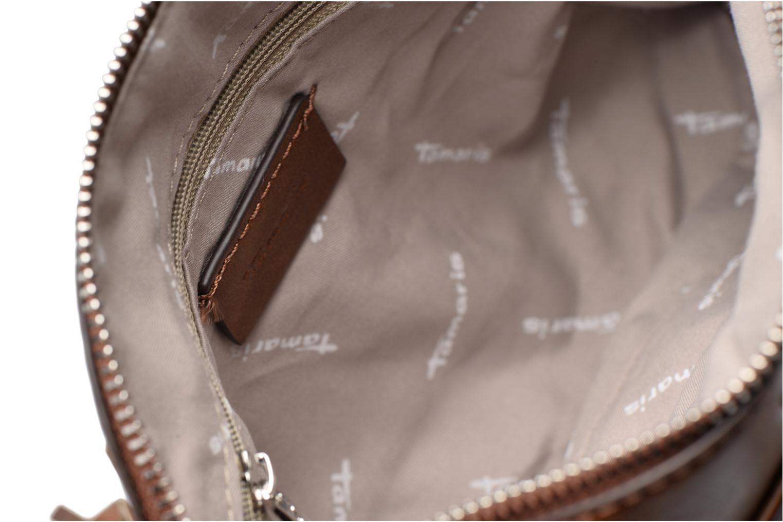 Handtassen Tamaris MELANIE Crossbody Bruin achterkant
