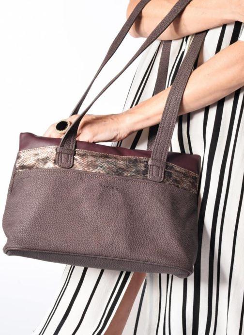 Handtassen Tamaris KHEMA Shoulder bag Bruin onder