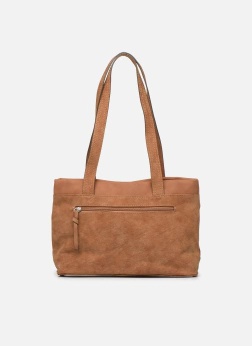 Handtassen Tamaris KHEMA Shoulder bag Bruin voorkant