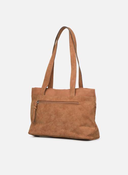 Bolsos de mano Tamaris KHEMA Shoulder bag Marrón vista lateral derecha