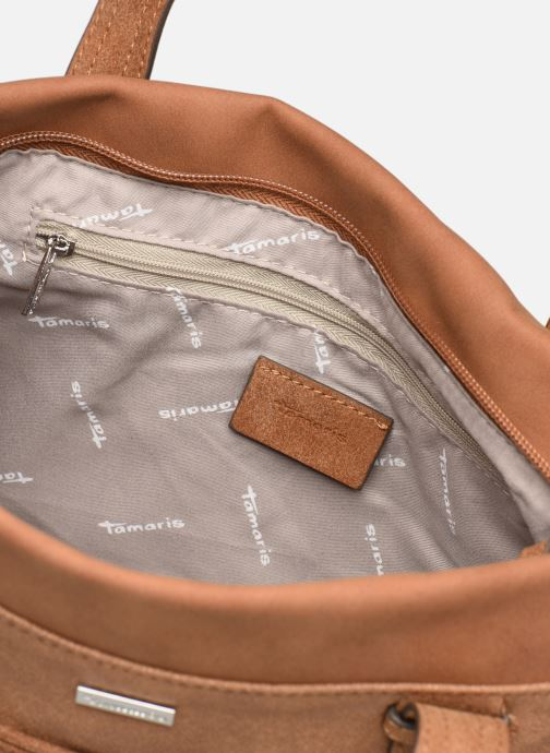 Handtassen Tamaris KHEMA Shoulder bag Bruin achterkant