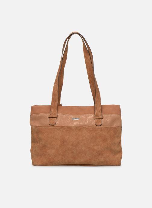 Handtassen Tamaris KHEMA Shoulder bag Bruin detail