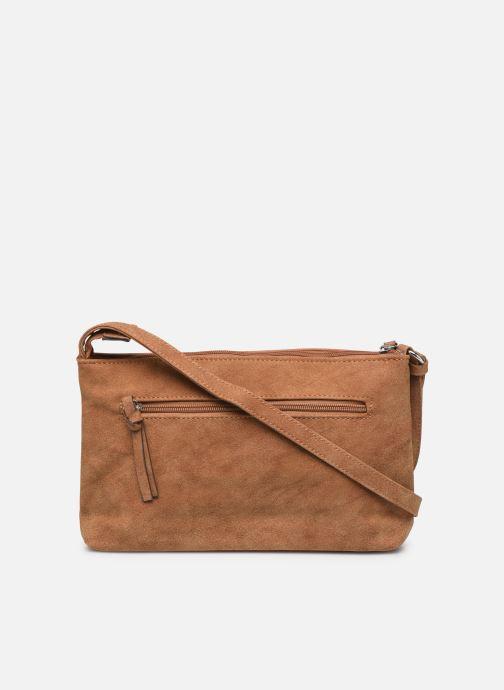 Handtaschen Tamaris KHEMA Crossbody bag S braun ansicht von vorne