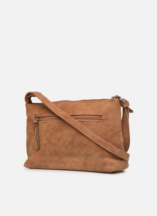 Handtaschen Tamaris KHEMA Crossbody bag S braun ansicht von rechts