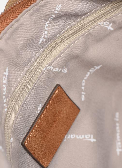 Handtassen Tamaris KHEMA Crossbody bag S Bruin achterkant
