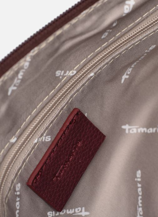 Handtassen Tamaris KHEMA Crossbody bag S Bordeaux achterkant