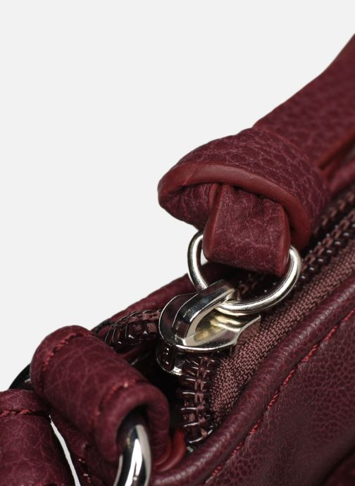 Bolsos de mano Tamaris KHEMA Crossbody bag S Vino vista lateral izquierda