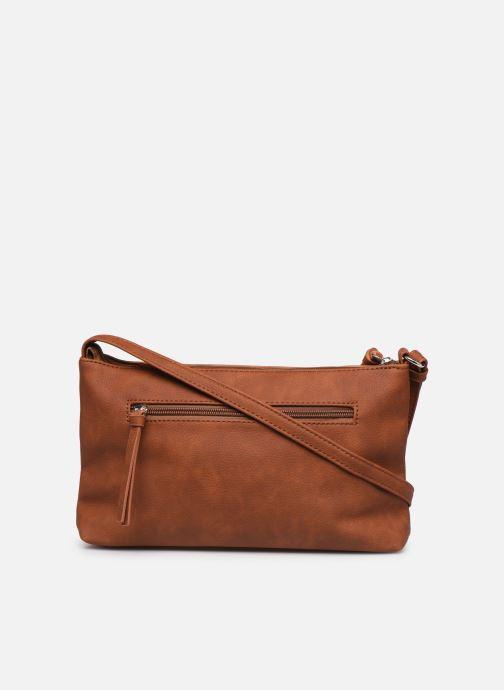 Handbags Tamaris KHEMA Crossbody bag S Brown front view