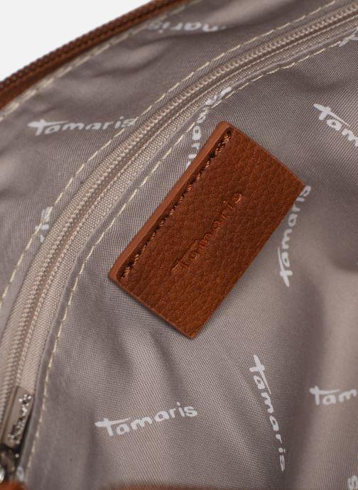 Handbags Tamaris KHEMA Crossbody bag S Brown back view