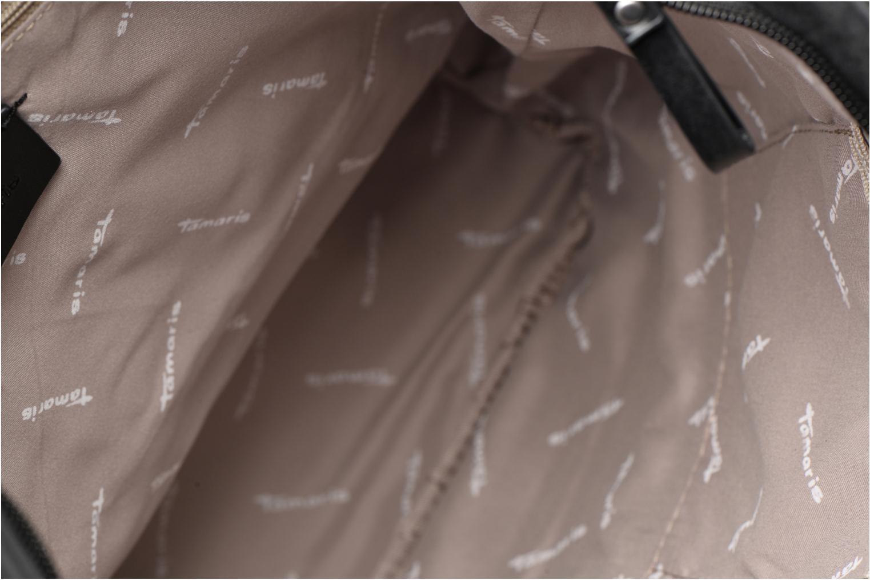 Handtassen Tamaris CARLA Hobo bag Zwart achterkant