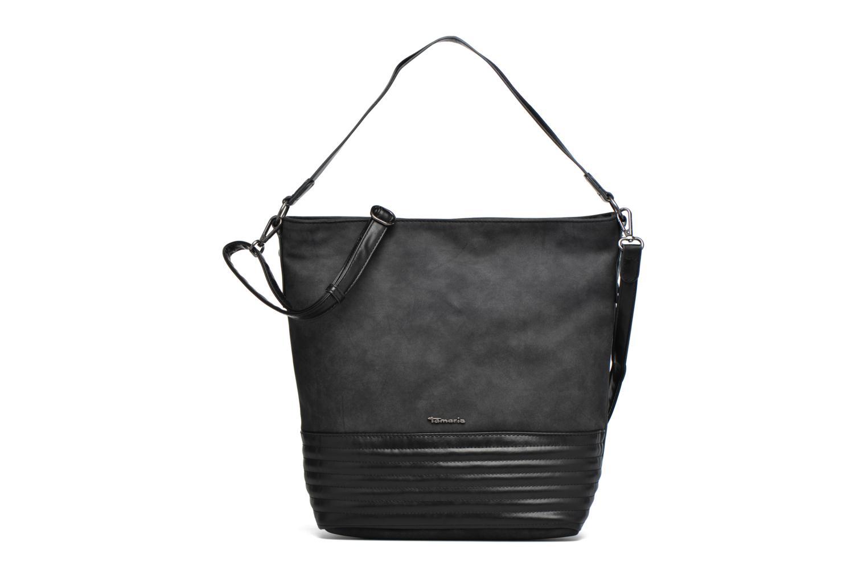 Handtassen Tamaris CARLA Hobo bag Zwart detail
