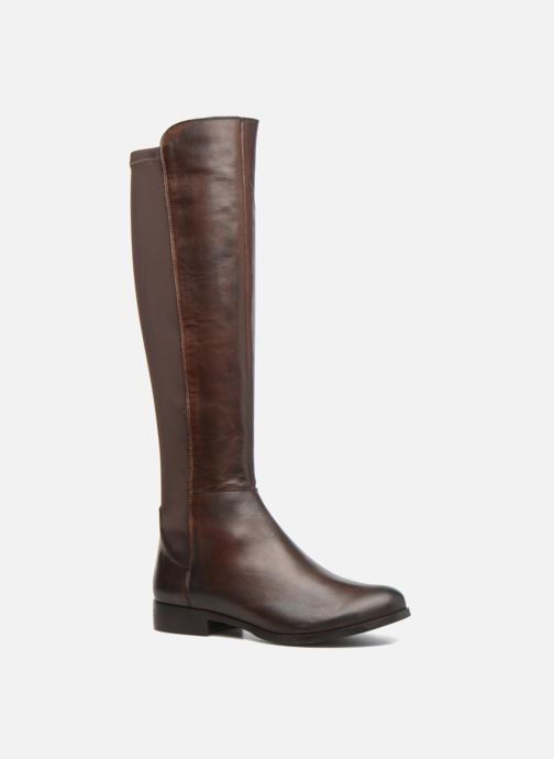 Boots & wellies Georgia Rose Sista Brown detailed view/ Pair view