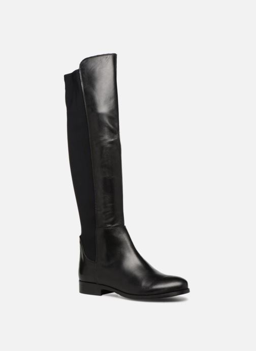 Boots & wellies Georgia Rose Sista Black detailed view/ Pair view