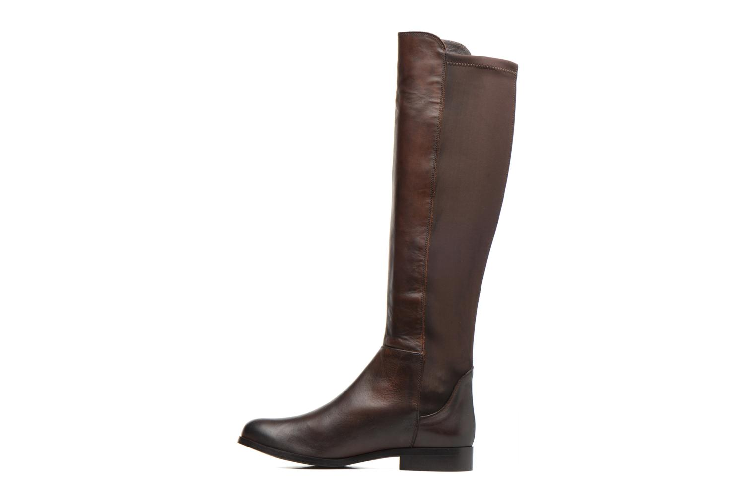 Boots & wellies Georgia Rose Sista Brown front view