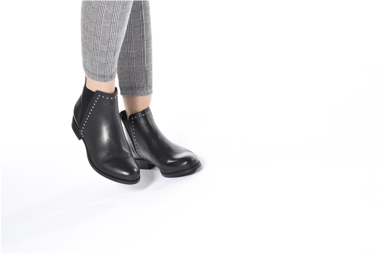 Stiefeletten & Boots Georgia Rose Soclou braun ansicht von unten / tasche getragen